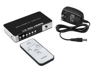 A-tech Sl3102-4k Is a Premium Quality 3 Ports 4k X 2k Hdmi Switch.this Hdmi Switcher with Ir Wireless Remote and Power Adapter suport 4k/2k 1080p .(packge with One Mhl Cable for the Mhl Port)