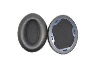 Beats by Dr. Dre Beats Studio (1st Gen) Headphone Replacement Ear Pad / Ear Cushion / Ear Cups / Ear Cover / Earpads Repair Parts (Black)