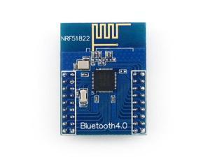 TinkSky Waveshare Core51822 BLE4.0 Bluetooth 2.4G Wireless Module nRF51822 Wireless Communication Board (Blue)