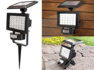 NITEWATCH Solar Flood Light