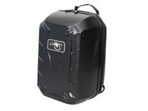 Updated Hardshell Waterproof Shockproof Drop-proof Shoulder Backpack Outdoor Bag Carrying Case for DJI Phantom 3 Professional / Advanced DJI 2 ,DJI 3 Standard ( Black Water-proof Backpack Phantom 3)