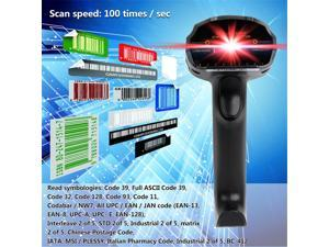 Eyoyo 8150BL Bluetooth Wireless Barcode Scanner Bar code Reader for Andriod Apple IOS Windows