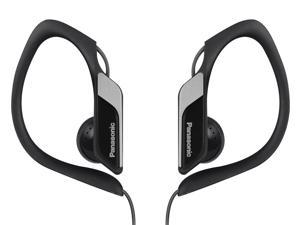Panasonic Black Earbud Sports Clip Adjble
