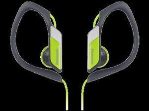 Water-Resistant Sport Clip Earbud Headphones RP-HS34M-Y