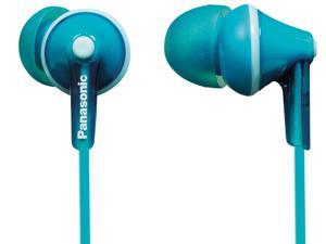Panasonic Ear Bud Headphone RP-HJE125-Z Light Blue