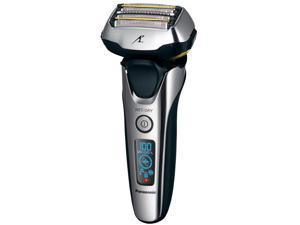 ARC5™ 5-Blade Premium Men's Electric Shaver Wet/Dry with Automatic Cleaning and Charging Station ES-LV9N-S