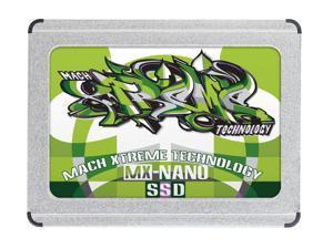 "Mach Xtreme 120GB Nano 1.8"" ZIF PATA SSD for Early 2008 MacBook Air."