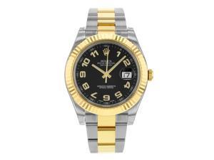Rolex Datejust II 116333 BKAO