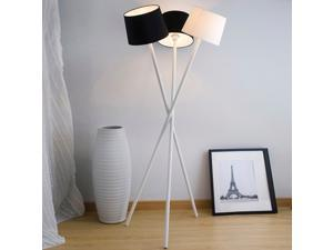 Simple Fashion 3 Lights Study Room Floor Lamps Nordic Creative Living Room Floor Lights Modern Tripod Floor Lamp Light