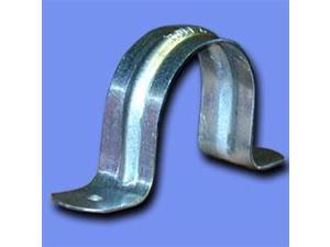 3in Galvanized 2 Hole Pipe Support