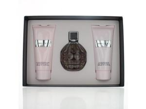 Jimmy Choo By Jimmy Choo - 3 PIECE GIFT SET - 3.3 OZ EAU DE PARFUM SPRAY, 3.3 OZ BODY LOTION, 3.3 OZ SHOWER GEL