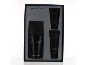 Nuit D'issey By Issey Miyake - 2 PIECE GIFT SET - 4.2 OZ EAU DE TOILETTE, 2 X 2.5 OZ SHOWER GEL