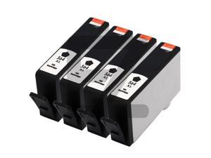 E-Z Ink ™ Remanufactured Ink Cartridge Replacement For HP 564XL 564 XL High Yield (4 Black) CN684WN