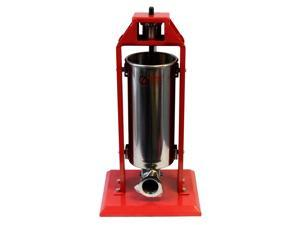 New VIVO Sausage Stuffer Vertical Stainless Steel 5L/11LB 11 Pound Meat Filler