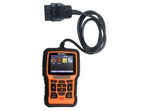 Foxwell NT510 Multi-System Scanner for Chrysler with Advanced Functions Such As Actuation, Adaptation And Programming