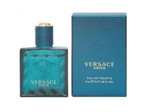 Versace Eros by Versace .17 oz EDT mini for men