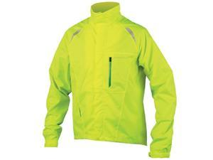 Endura 2015 Men's Gridlock II Waterproof Cycling Jacket - E9063 (Hi Viz Yellow - M)