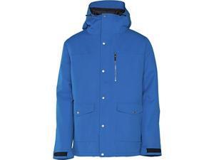 Armada Men's Norwood Insulated Jacket (Blue, Large)