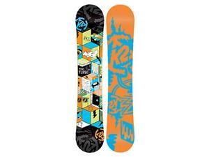 K2 Youth MINI TURBO SNOWBOARD BOARD - 2015 (120cm)