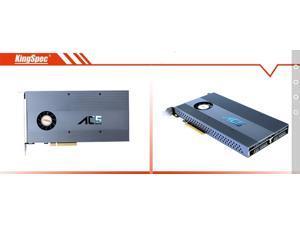 KingSpec High Speed 2TB SSD PCI Express 3.0 Card internal solid state drive