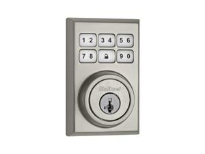 Kwikset Smartcode Touchpad Electronic Deadbolt - Contemporary Style