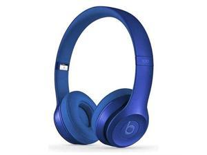 Beats by Dr. Dre - Solo 2 On-Ear Headphones - Blue Sapphire