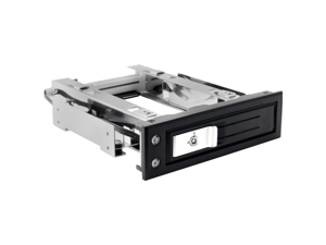 3.5 SATA Internal Hot Swap Rack with Lock