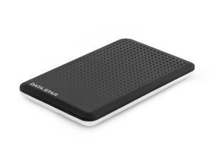 """Kingwin DST-25-BK Black 2.5"""" SSD/SATA Hard Drive External Enclosure SATA to USB 3.0 Up to 5.0 Gbps Data Transfer Rate In USB 3.0"""