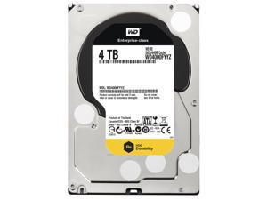 Western Digital WD4000FYYZ 4TB 3.5 Inch SATA III, 7200 RPM, 64 MB Cache Enterprise Hard Drive