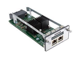 Cisco 3560X/3750X Two-Port 10G Ethernet Network Module, C3KX-NM-10GT