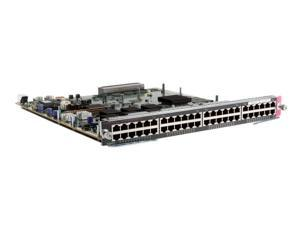 Cisco Catalyst 6500 48-Port 10/100/1000 RJ-45, WS-X6148A-GE-TX