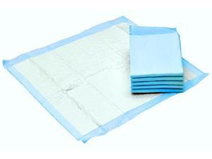 "Disposable Underpads Super-Absorbent, 23"" x 36"", 60 Gram, 150 Count, 3 Bags of 50"