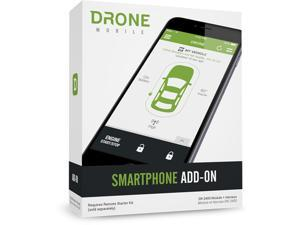 CompuStar DR3400 Drone Mobile DR-3 Add-On Module for SmartPhones w/ AT&T 3G Network (DR-3400)
