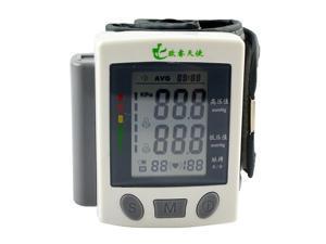 Fully Automatic Digital Blood Pressure Monitor Wrist Type