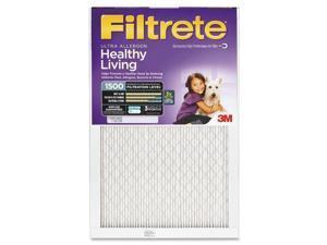 3M Filtrete MD24X24 24x24x1 - 23.7 x 23.7 Filtrete 1250-1500 Ultra-Advanced Allergen Filter by 3M Pack of - 2