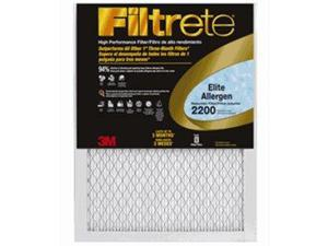 14x25x1 Filterrete Elite GENUINE OEM (Qty 1)