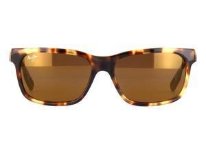 Maui Jim Tokyo Tortoise/HCL Bronze Lens H284 10L  Sunglasses
