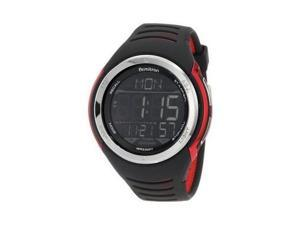 Armitron Men 40/8250RED Red And Black Double Injected Digital Watch