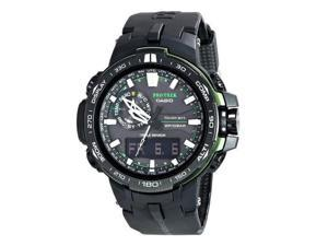 Casio PRW-6000Y-1ACR Men's Black Watch With Analog/Digital Dial