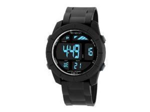 Armitron Men 8253BLK Black Rubber Digital Chronograph Sport Watch