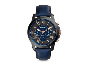 Fossil Men's Black Analog Watch FS5061