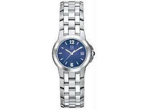 ESQ Swiss Womens 07100746 Blue and Silver Watch