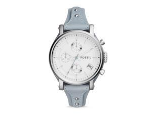 Fossil Women's Silver Analog Watch ES3820