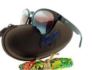Maui Jim Unisex Keanae Tortoise/Rose Lens Sunglasses R420-04T