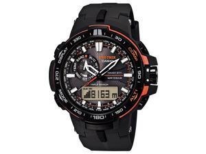 Casio Protrek Black Analog-Digital Watch PRWS6000Y-1CR
