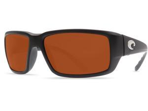 Costa Del Mar Fantail Black/Copper Lens TF11OCP Sunglasses