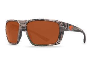 Costa Del Mar Hamlin Real tree camo/Copper Lens HL69OCP Sunglasses