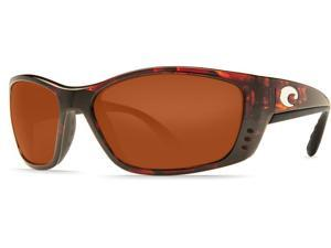 Costa Del Mar Fisch Tortoise/Copper Lens FS10OCP Sunglasses
