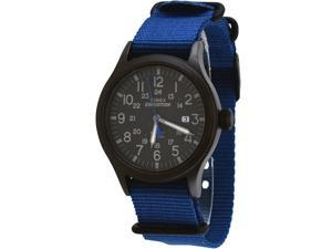 Timex Expedition Scout Men's Blue Analog Watch TW4B04800