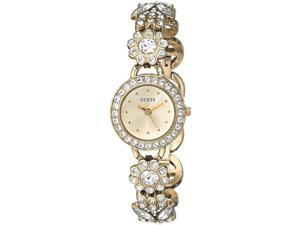 Guess Women's Gold Analog Watch U0527L2